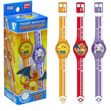 Pokemon Kanto Collectible Digital Wrist Watch