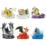 Pokemon Kimewaza Pokemotion 3-Inch Mini-Figure