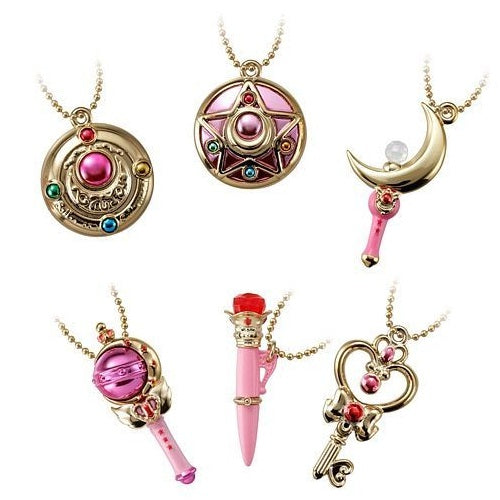 Sailor Moon Bandai Collectible Little Charm Key Chain