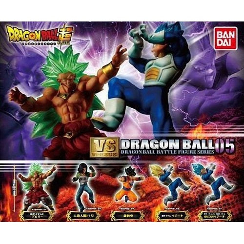 Dragonball Z Battle Figure Series 5 3-Inch Mini-Figure