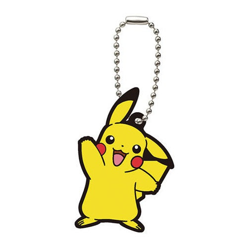 Pokemon Rubber Mascot Vol. 5 Rubber Key Chain