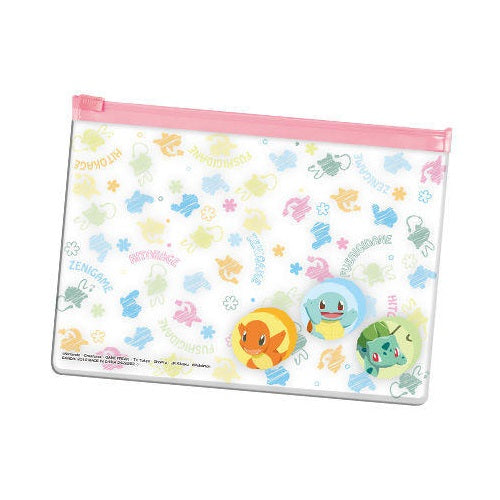 Pokemon Clear Candy Pouch Bandai Collectible Toy
