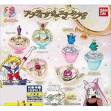 Sailor Moon Antique 3-Inch Jewelry Case Gashapon Toy Collectible