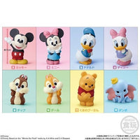 Disney Friends Japan Soft Vinyl 1.5-Inch Bandai Mini-Figure