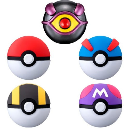 Pokemon Monster Ball Collection Mewtwo Strikes Back 2-Inch Ball