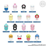 Sanrio Characters Coo'nuts Collectible 1-Inch Mini-Figure
