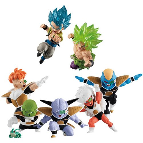 Dragon Ball Adverge Motion 2 3-Inch Bandai Mini-Figure