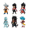 Super Dragon Ball Heroes Adverge Vol. 2 Bandai 2-Inch Mini-Figure