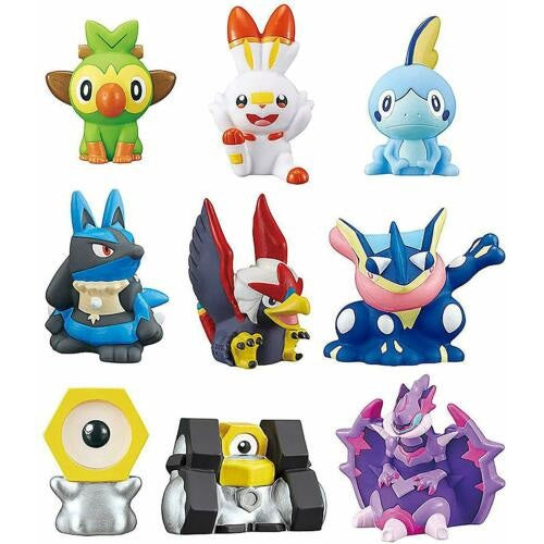 Pokemon Kids GET Daze Vinyl 1.5-Inch Finger Puppet Figure