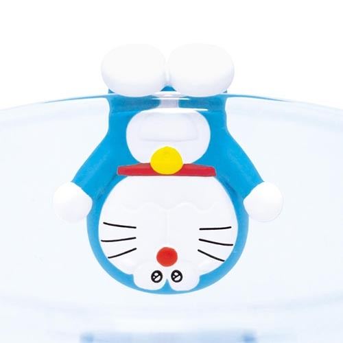 Doraemon Kitan Club Putitto Glass Hanger Mini-Figure