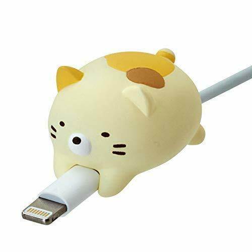 San-x Sumikko Gurashi Suya Suya On The Cable Cord Mini-Figure