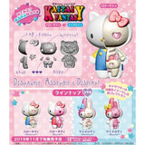 Sanrio Hello Kitty Kaitai Fantasy 3-Inch Mini-Figure Puzzle