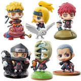 Naruto Petit Chara Land Akatsuki Vol 1 3-Inch Mini-Figure