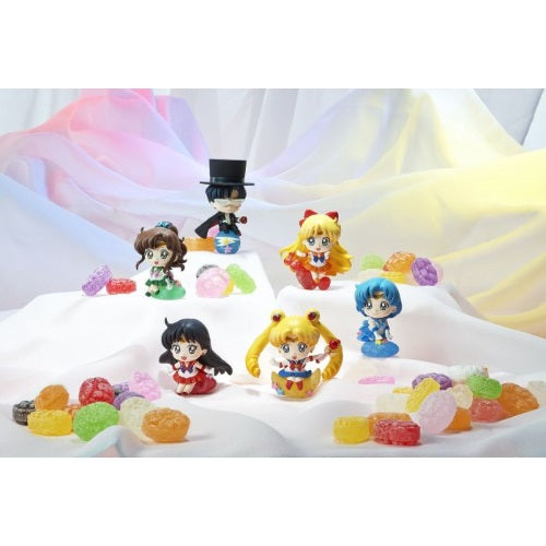 Sailor Moon Petit Chara Land Candy 3-Inch Mini-Figure