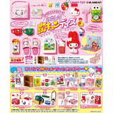 Sanrio Hello Kitty Mune Kyun Days Rement Miniature Doll Furniture