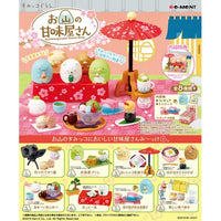 San-X Sumikko Gurashi Mountain Sweet Shop Re-ment Miniature Doll Furniture