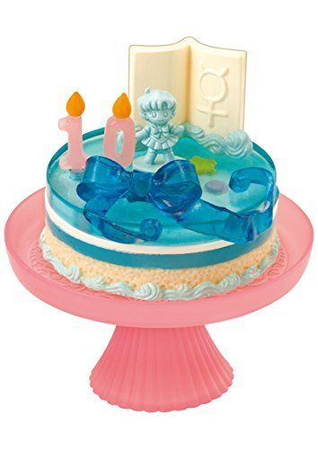 Incredible Sailor Moon Crystal Birthday Cake Re Ment Collectible Mini Figure Personalised Birthday Cards Cominlily Jamesorg