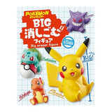 Pokemon Big Eraser Figure 2-Inch Rement Collectible