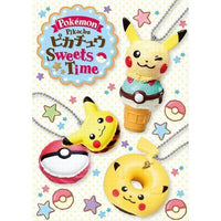 Pokemon Pikachu Sweets Re-ment Collectible Mini-Figure