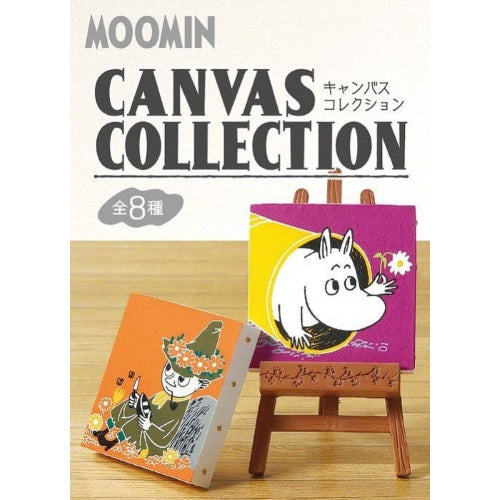Moomin Canvas Collection 3-Inch Rement Collectible Toy