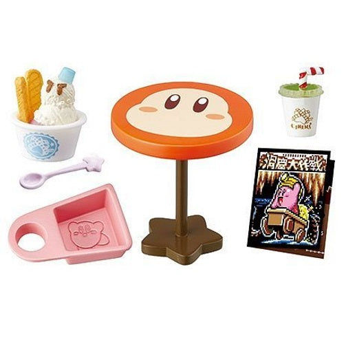 Nintendo Kirby Popstar Night Miniature Doll Furniture