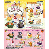 Nintendo Kirby Chef Kawasaki's Sweets Part 2.5-Inch Re-ment Collectible Toy