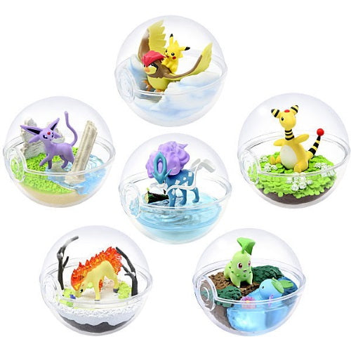Pokemon Terrarium Collection 5 Rement 3-Inch Collectible