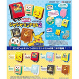 Pokemon Miniature 1.5-Inch School Bag Vol 2 Rement Collectible Toy