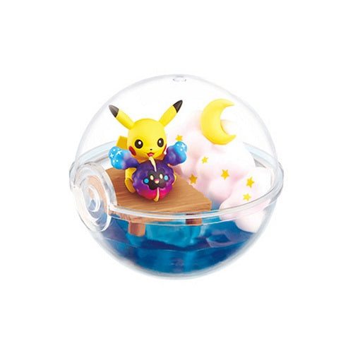 "Pokemon Terrarium Collection EX Alola 2 Re-ment 2.5"" Toy"