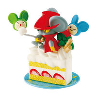Nintendo Kirby's Tea Time 3-Inch Rement Collectible Mini-Figure