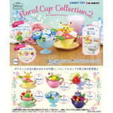 Pokemon Floral Cup Collection 2 Re-Ment 3-Inch Collectible Figure
