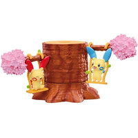 Pokemon Forest Vol. 4 Petal Dance Stackable Tree Re-Ment 3-Inch Collectible Figure
