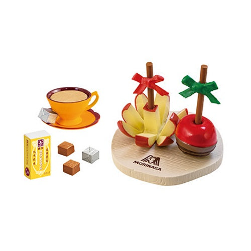 Petit Sample Series Morinaga Sweets Receipe Rement Miniature Doll Furniture
