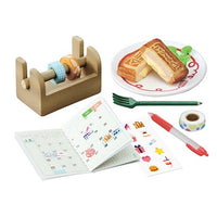 Petit Sample Pencil Cafe Re-ment Miniature Doll Furniture