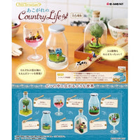 Petit Country Life Terrarium 3-Inch Rement Collectible