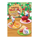 Sanrio Hello Kitty Apple Forest Sweets Rement Mini- Figure