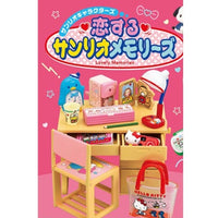 Sanrio Lovely Memories Rement Miniature Doll Furniture