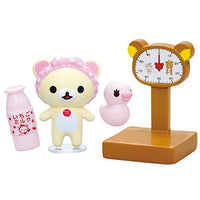 San-X Rilakkuma Bear Onsen Hot Springs Rement Miniature Doll Furniture