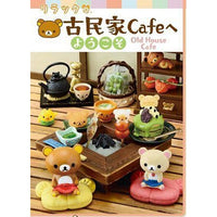 Rilakkuma Old House Cafe Rement Miniature Doll Furniture