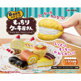 Mochirri Cake Shop Super Soft Pastry House Slow Rise Toy