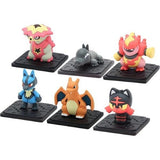 Pokemon Monocolle GET Vol. 2 Cave 1-Inch Mini-Figure
