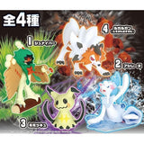 Pokemon Sun & Moon Style Figure Vol. 2 3-Inch Takara Tomy Mini-Figure