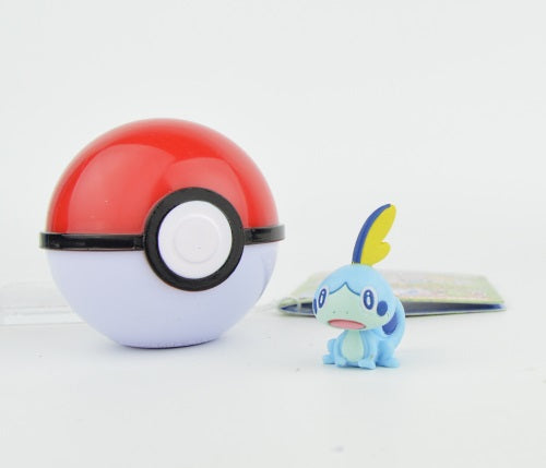 Pokemon Get Collection Takara Tomy 1-Inch Mini-Figure