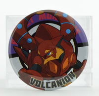 Pokemon XY Collection Can Badge Gashapon Pin