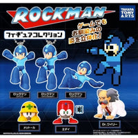 Capcom Mega Man Takara Tomy Gashapon Mini-Figure