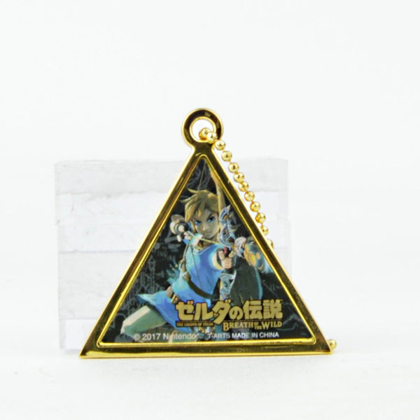 Nintendo The Legend Of Zelda Historical Metal Charm