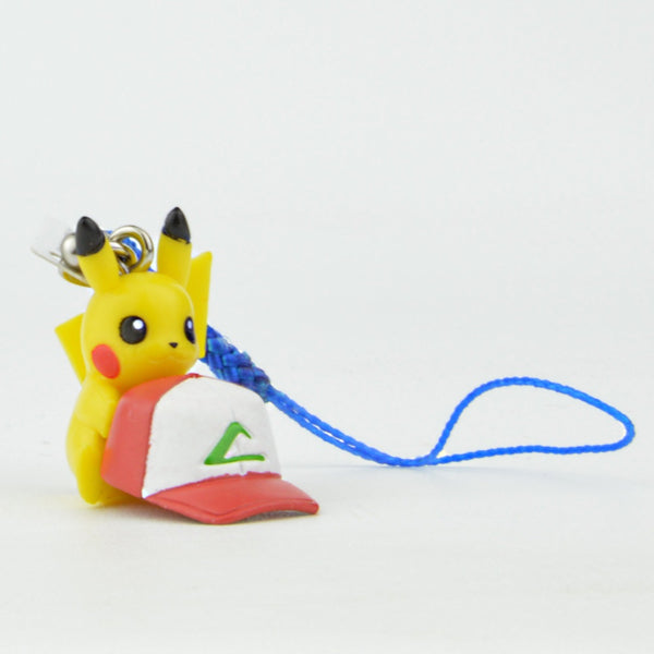 Pokemon I Choose You The Movie Pikachu Takara Tomy Netsuke Strap