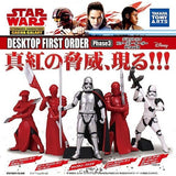 Star Wars 2-Inch Desktop First Order Phase 3 Figure Takara Tomy Toy