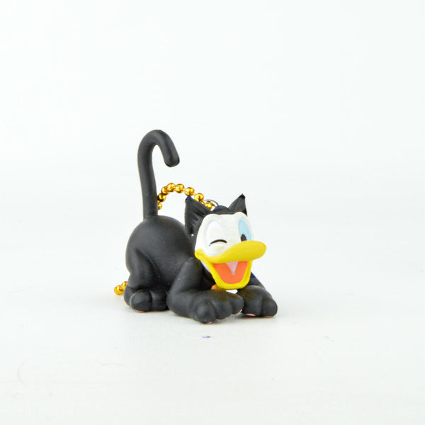 Disney Halloween Black Cat Mascot Series 2 Swing Key Chain