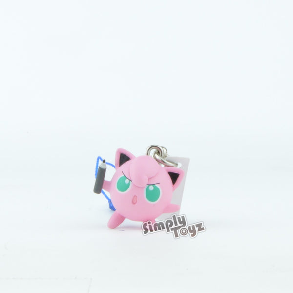 Pokemon Sun & Moon Netsuke P2 Mascot Strap Key Chain Mini-Figure